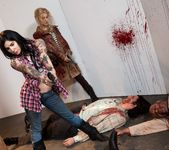 Walking Dead Orgy! 3