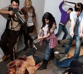 Walking Dead Orgy! 4