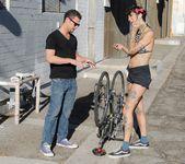 Aayla Secura - Bicycle Babe 2