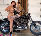 Farrah Paws, Alison Tyler - Biker Boobs 14