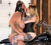 Farrah Paws, Alison Tyler - Biker Boobs 15