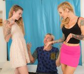 Adriana Angel, Sarah Jessie - My Slutty Stepmom 3