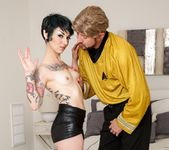 Rachel Ravaged - Trekkie Love 3