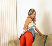 Aaliyah Love - Blue Toy - SpunkyAngels 4
