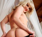 Mary A - A View To A Gape #02 5
