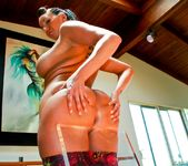 Kelly Divine - Stretch Class: Detention 8