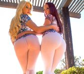 Kelly Divine, Anikka Albrite - Double Speculum Club 7