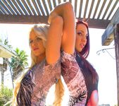 Kelly Divine, Anikka Albrite - Double Speculum Club 8