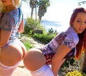 Kelly Divine, Anikka Albrite - Double Speculum Club 12