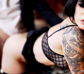 Daisy Rock, Jamie Barry - Ink 12