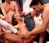 Amber Rayne - 50 Guy Cream Pie #08 6
