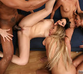 Jessy Brown, Liana B, Monica B - Reverse Gang Bang #04 11