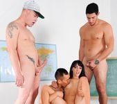 Binky Bangs - University Gangbang #12 10