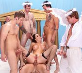 Chanel Preston - The Devils GangBang 5