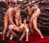 Lisa Ann, Mark Anthony, D-Snoop - The Devils GangBang 2