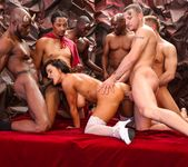 Lisa Ann, Mark Anthony, D-Snoop - The Devils GangBang 5