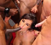 Lisa Ann, Mark Anthony, D-Snoop - The Devils GangBang 9
