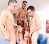 Megan Lace - University Gangbang #14 4