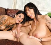 Alia Janine, Bonnie Rotten - Porn's Most Wanted Whores #02 9