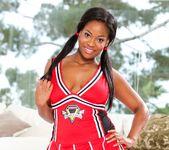 Monique Symone - Chocolate Cheerleader Camp 16