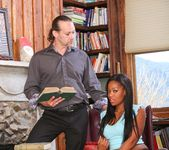 Monique Symone - My New White Stepdaddy #10 5