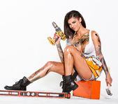 The Destruction Of Bonnie Rotten 26