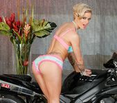 Jessa Rhodes - The Devils Pin Up Dollz 2