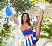 Teanna Trump, Filthy Rich - Chocolate Cheerleader Camp #02 21