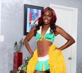 Bella Doll, Isiah Maxwell - Chocolate Cheerleader Camp #03 16