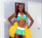 Bella Doll, Isiah Maxwell - Chocolate Cheerleader Camp #03 17