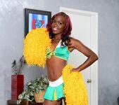 Bella Doll, Isiah Maxwell - Chocolate Cheerleader Camp #03 18