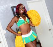 Bella Doll, Isiah Maxwell - Chocolate Cheerleader Camp #03 20