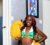 Bella Doll, Isiah Maxwell - Chocolate Cheerleader Camp #03 21