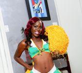 Bella Doll, Isiah Maxwell - Chocolate Cheerleader Camp #03 22