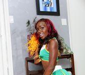 Bella Doll, Isiah Maxwell - Chocolate Cheerleader Camp #03 23