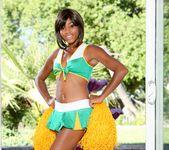 Karma May - Chocolate Cheerleader Camp #03 16