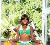 Karma May - Chocolate Cheerleader Camp #03 19