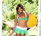Karma May - Chocolate Cheerleader Camp #03 25