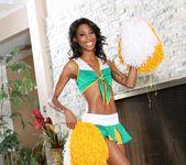 Adriana Malao - Chocolate Cheerleader Camp #03 16