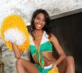 Adriana Malao - Chocolate Cheerleader Camp #03 22