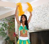 Adriana Malao - Chocolate Cheerleader Camp #03 24