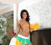 Adriana Malao - Chocolate Cheerleader Camp #03 28