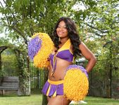 Monique Symone - Chocolate Cheerleader Camp #05 16