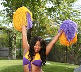 Monique Symone - Chocolate Cheerleader Camp #05 17