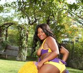 Monique Symone - Chocolate Cheerleader Camp #05 21