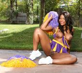Monique Symone - Chocolate Cheerleader Camp #05 23