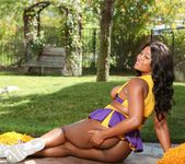 Monique Symone - Chocolate Cheerleader Camp #05 25
