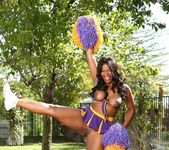 Monique Symone - Chocolate Cheerleader Camp #05 26