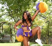 Monique Symone - Chocolate Cheerleader Camp #05 28