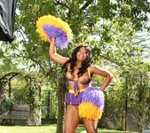 Monique Symone - Chocolate Cheerleader Camp #05 29